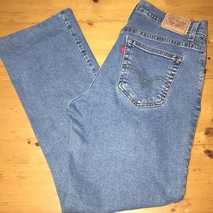 Levi's 550 Classic Relaxed Boot Cut 12